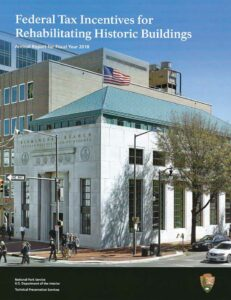 National Park Service-2018 Annual Report for Rehab of Historic Buildings