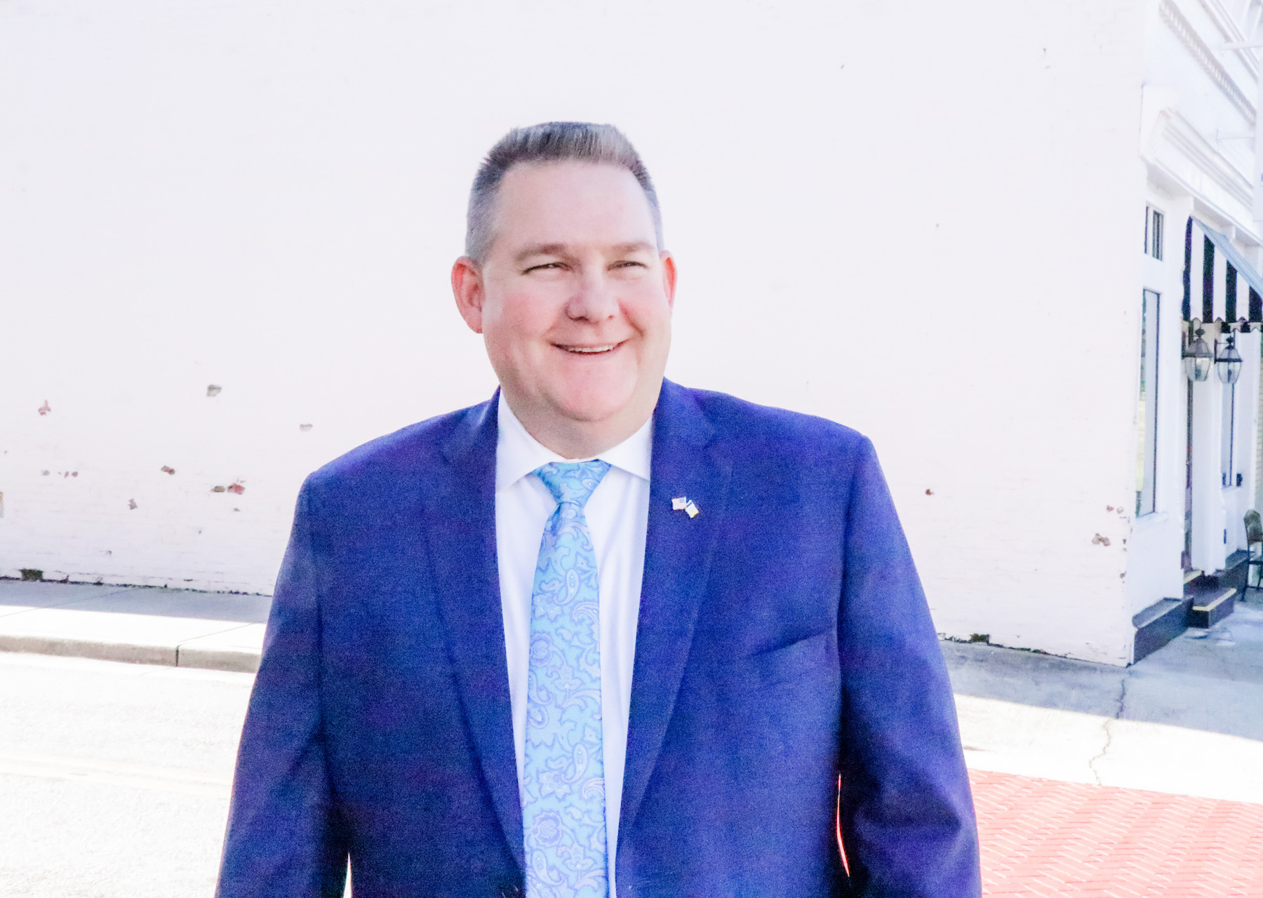 FMEP Board Patrick White edited